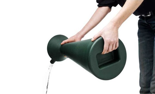 Dual Action Watering Can