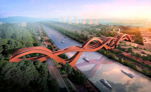 Dragon eco bridge