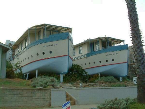 Boat Houses of Miles Minor Kellogg