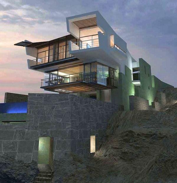 Cliffhanger Beach Villa