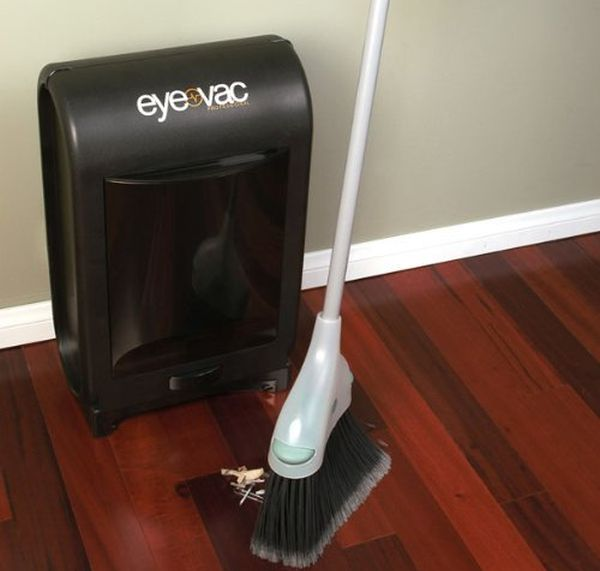 EyeVac Touchless Stationary Vacuum