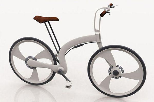 Folding bike concept by Kilo Estudio