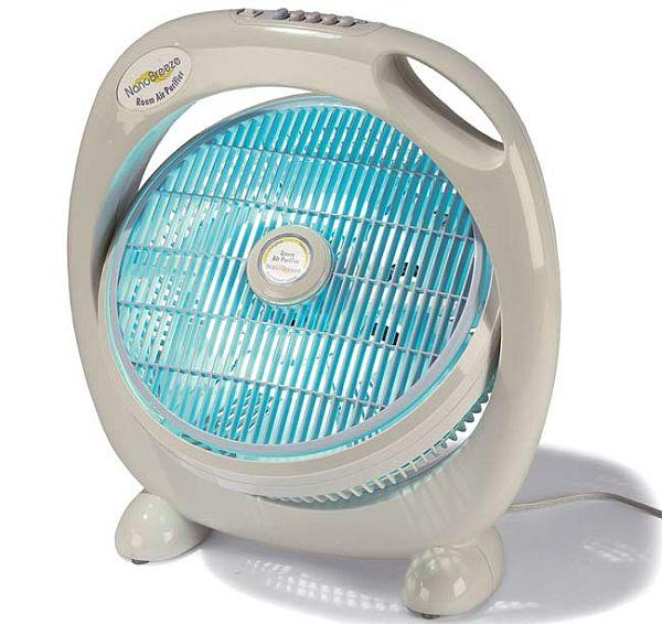 NanoBreeze air purifier