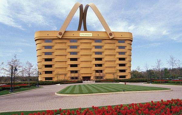 The Basket Building, USA