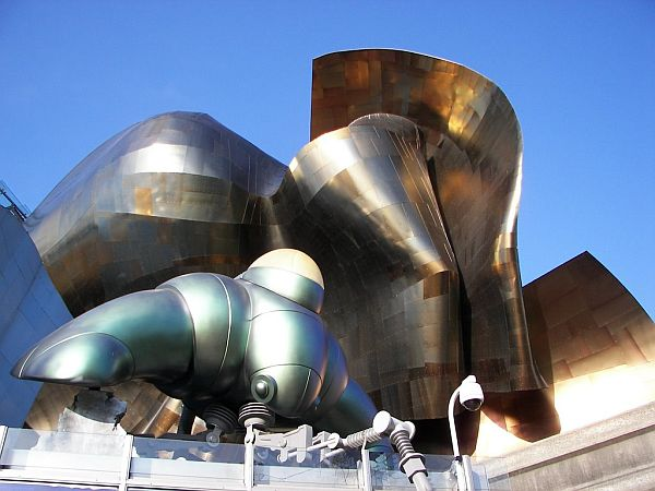 The Experience Music Project, USA