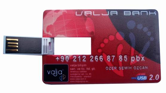 Credit Card USB Drive 11