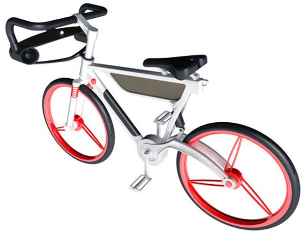 Win-Solar Energy Bike