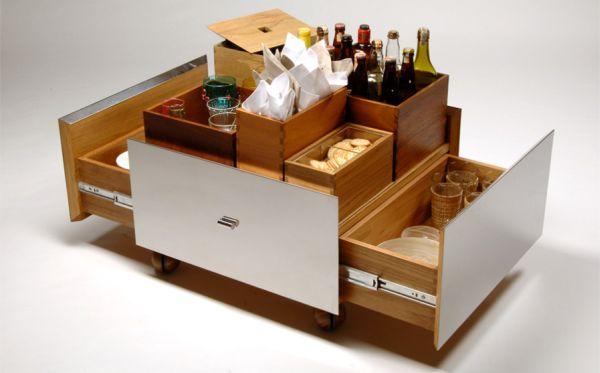 Toto, Practical Bar Cart 1