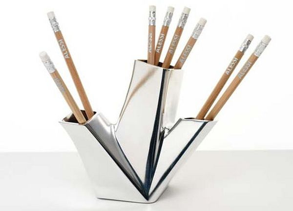 pencil holder from pencil wraps