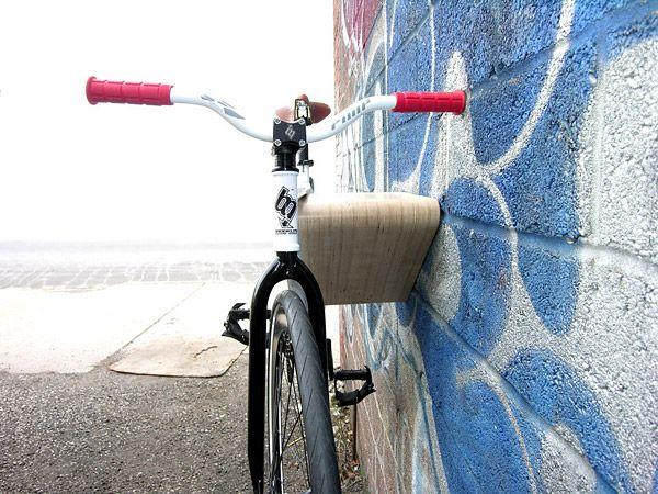 Bedford Ave bike rack 2