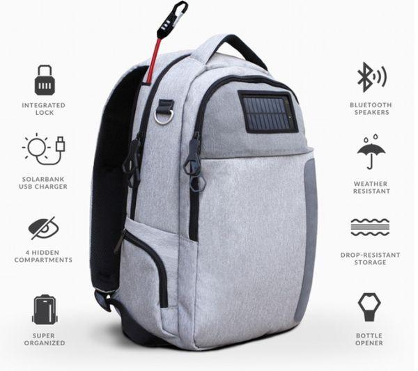 Lifepack - Solar Powered 2