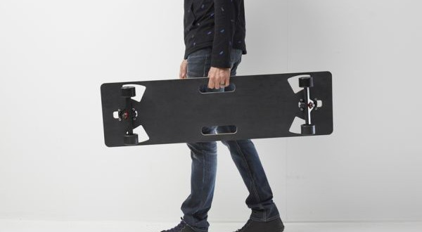 Lo Ruiter – the floating skateboard 1