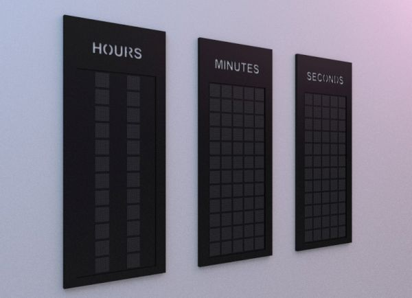 Waterfalls- the smart wall clock (1)