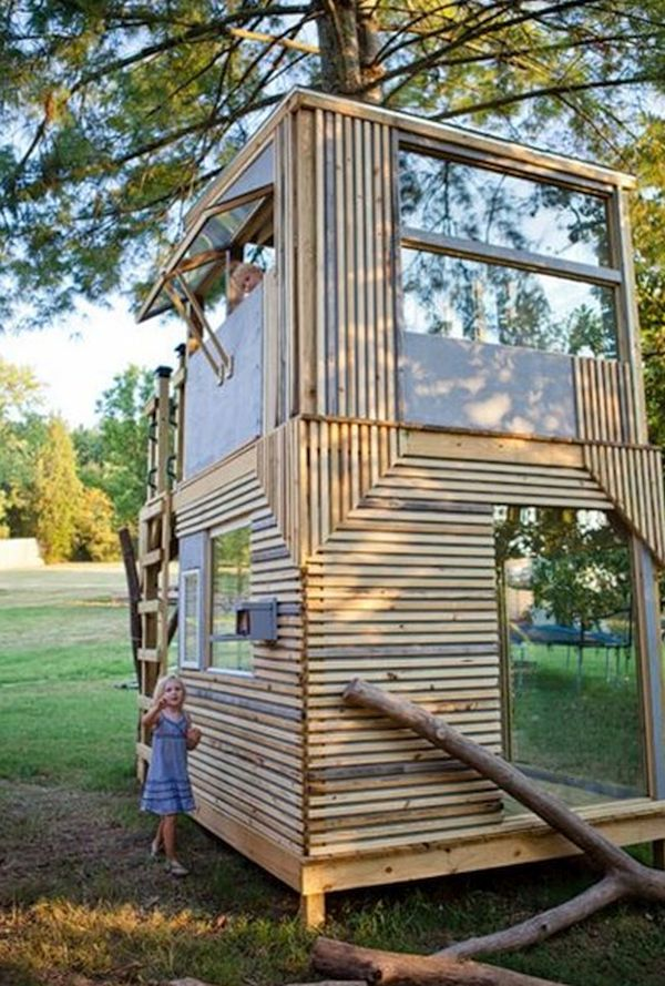 Wonderful treehouses for kids  (2)