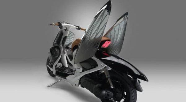 Yamaha's 04Gen Scooter (1)