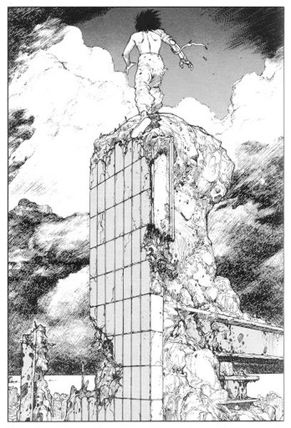 Akira by KatushiroOtomo