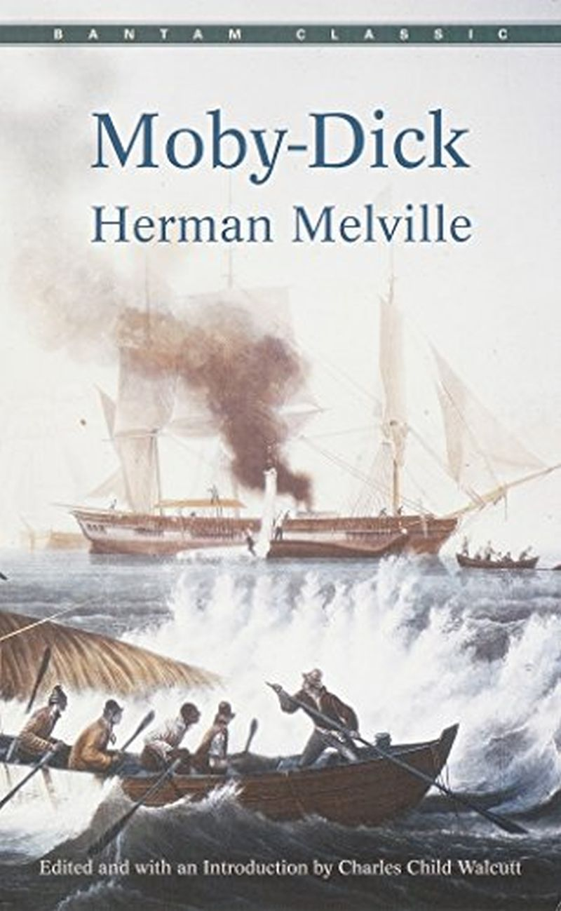 Herman Melville's 'Moby Dick'