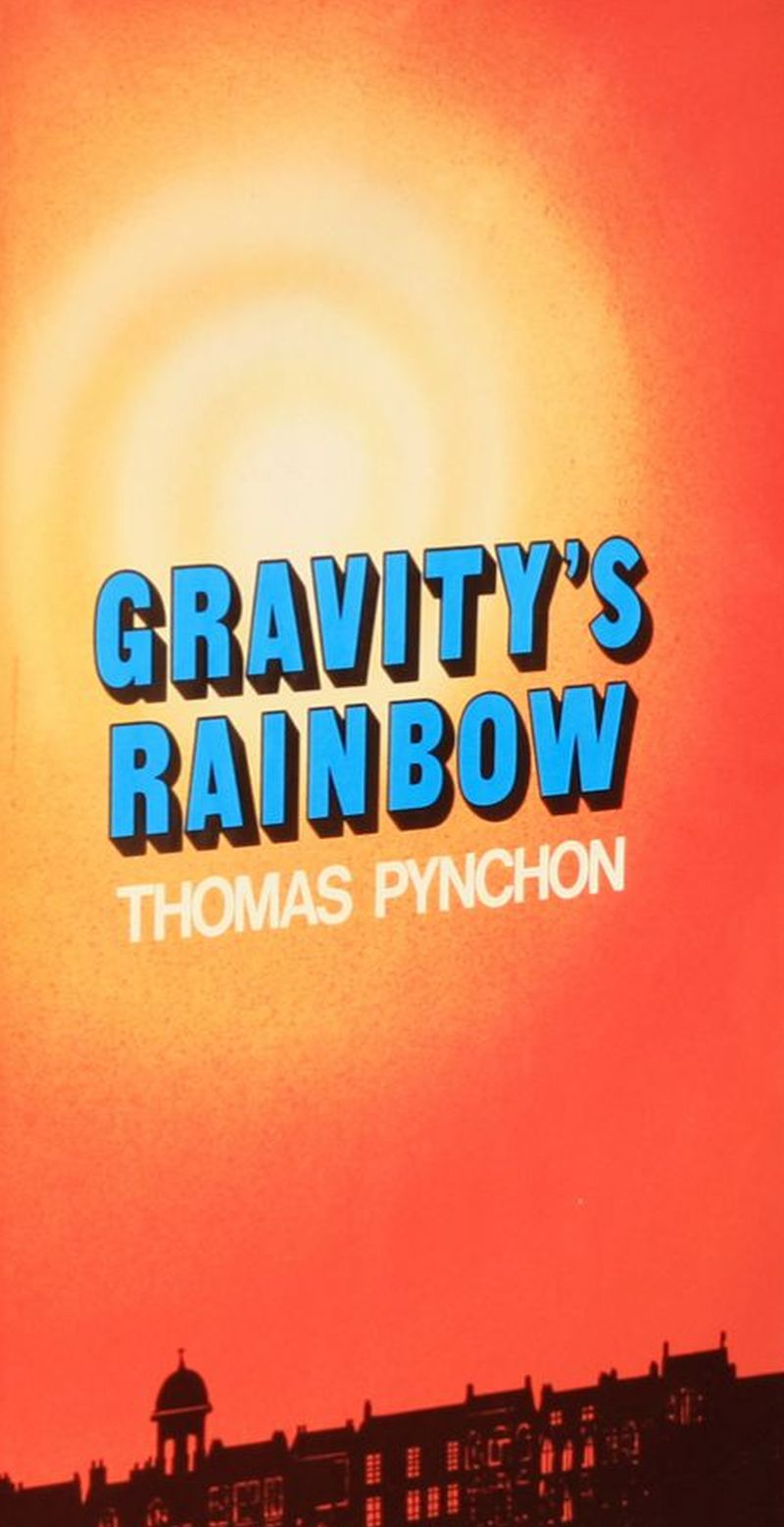 Thomas Pynchon's 'Gravity's Rainbow'