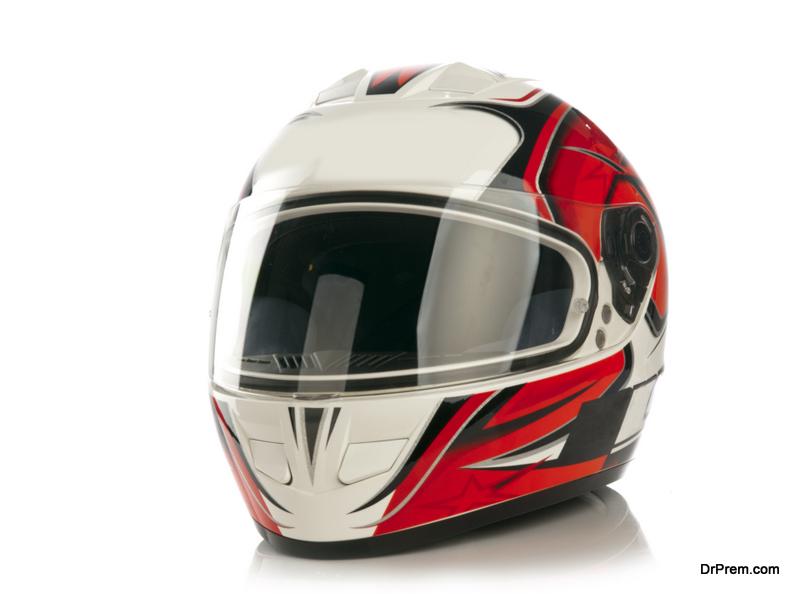 Choosing a Motorcycle Helmet