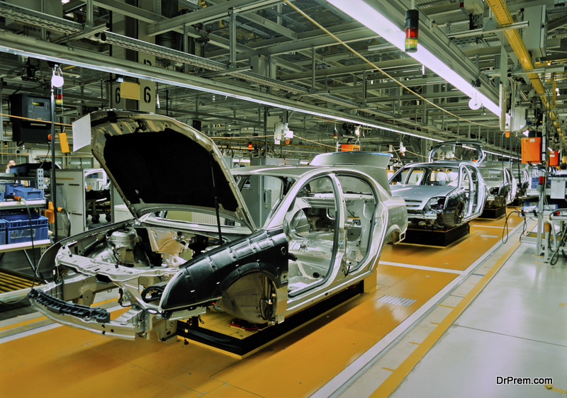 Role of Automotive Industry in the Economy