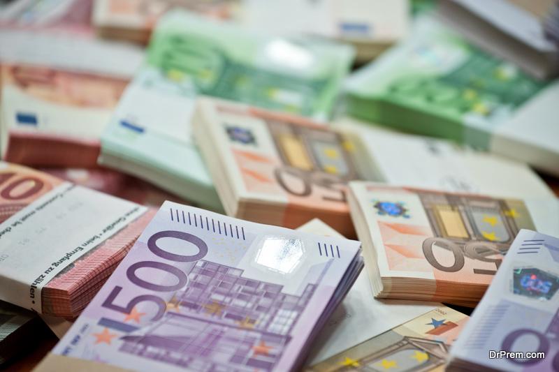 investing euros